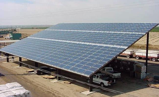 Lehr solar hydracooler system