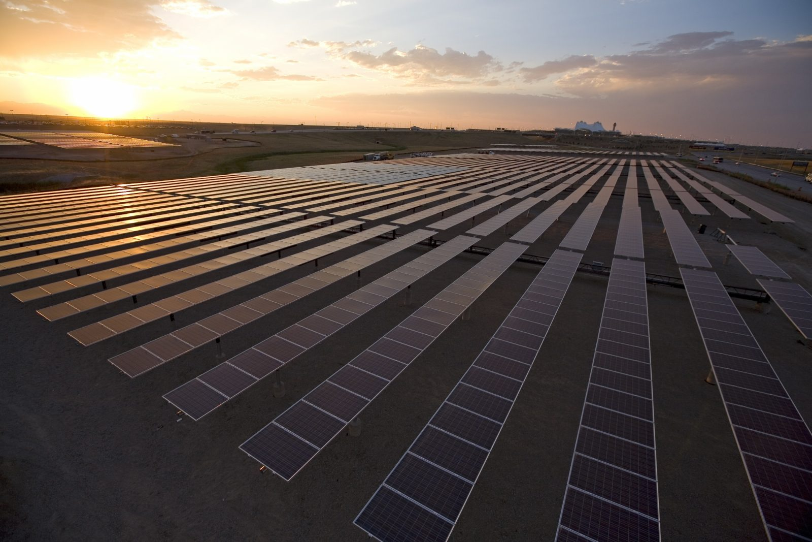 Denver Airport Solar