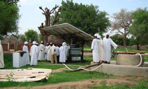 Clean Water for Darfur, Sudan