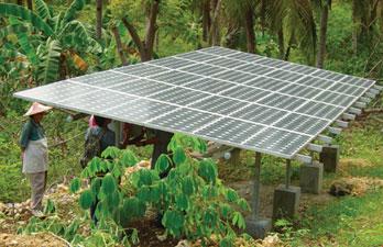 Ronda Solar Pump
