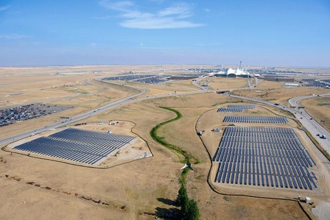 Denver International Airport Solar Project