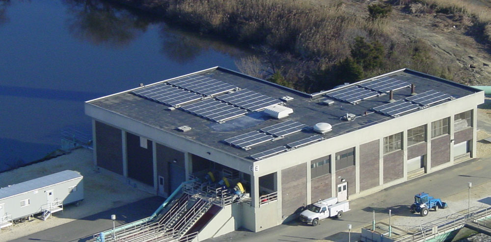 Atlantic County Utilities Authority Solar Systems