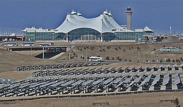 Denver Airport Solar System