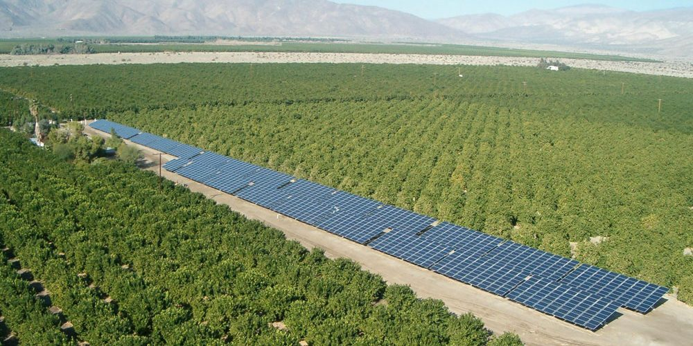 Seley Ranch Solar System