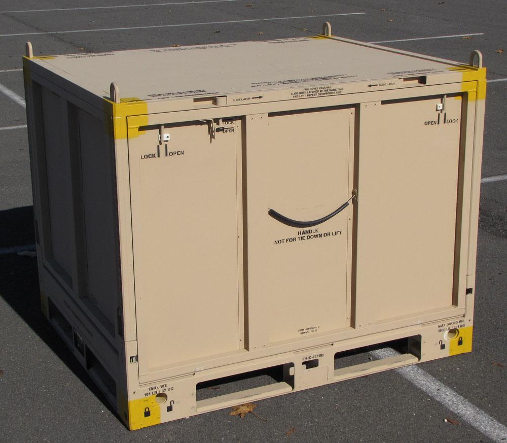 MiDAS Container