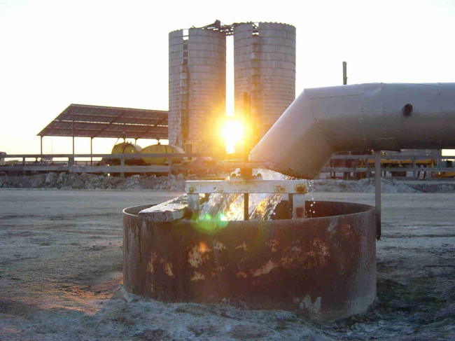 sun silos 50 HP pump Locke