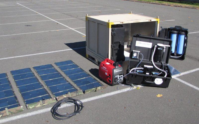 MiDAS - Miniature Deployable Assistance System
