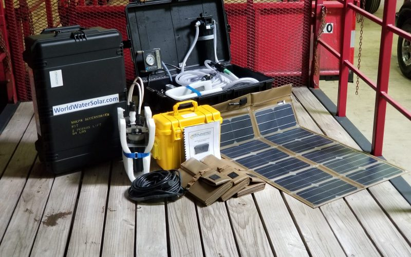 Solar-Hybrid Expeditionary Power & Purification System
