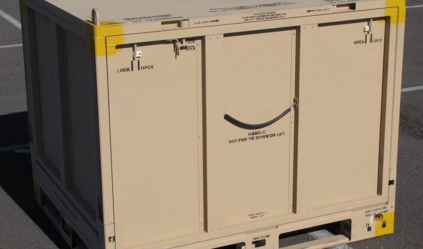 MiDAS JMIC Container