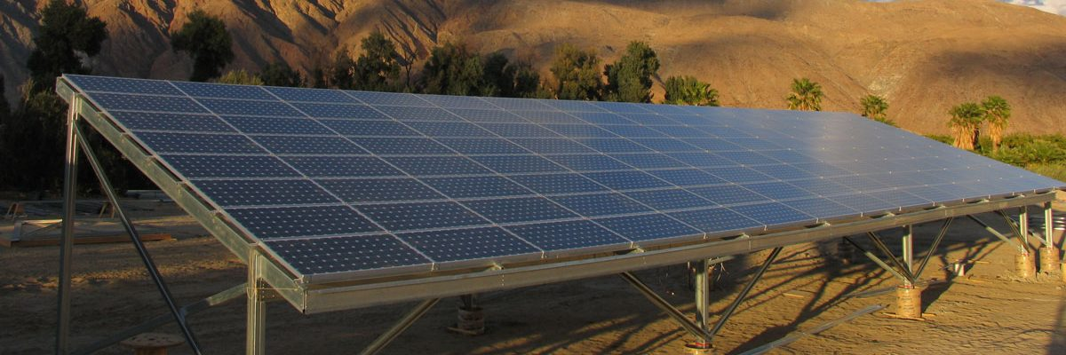 Patented technology creates solar powered agribusiness